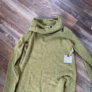 Aventura Cowl Neck Sweater